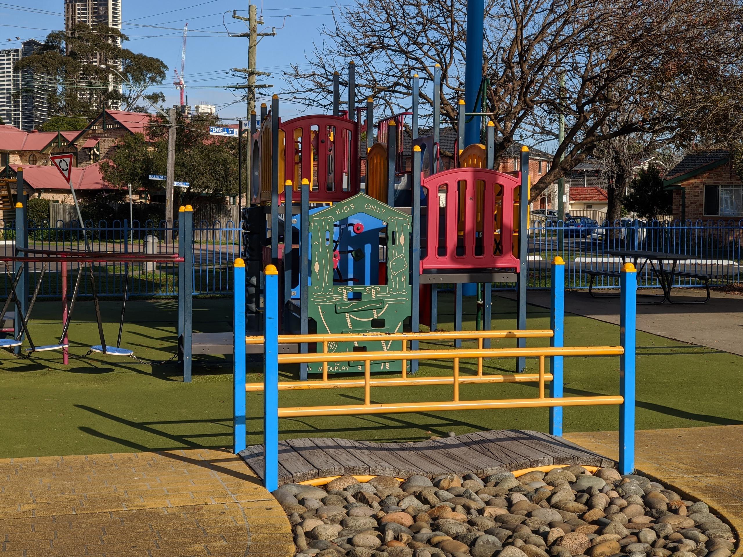 Doyle Ground Playground