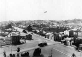 Carlisle Street and Brighton Road Junction, c.1899