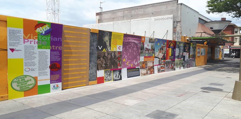 Pride Wall