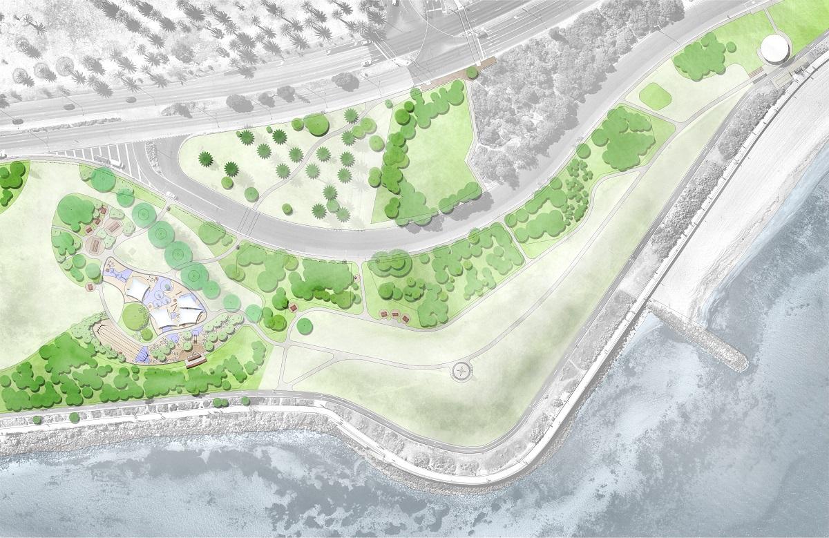 Point Ornond reserve design