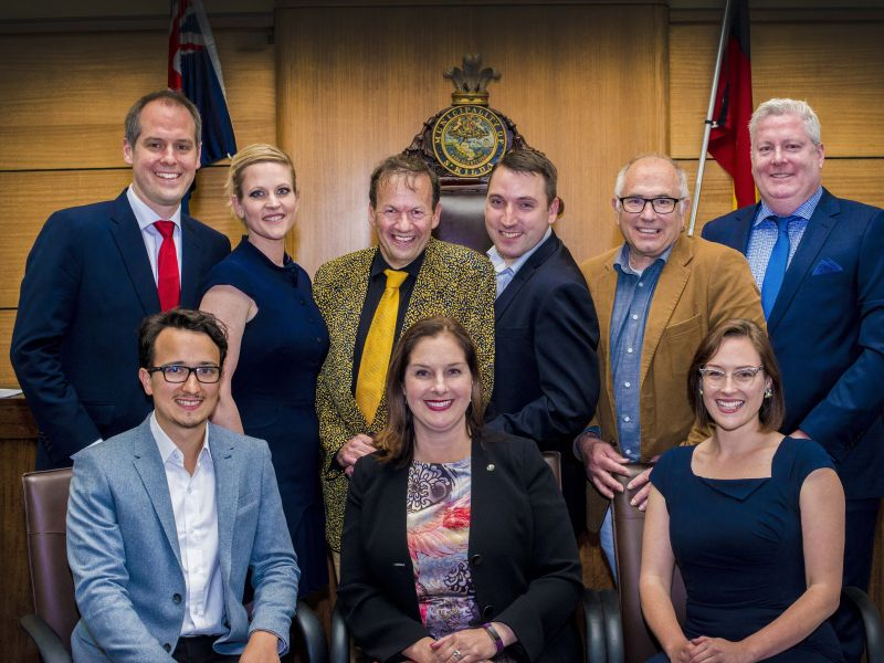 City of Port Phillip Councillors