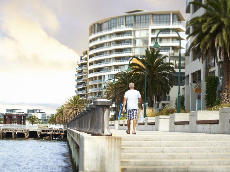 Port Melbourne Waterfront