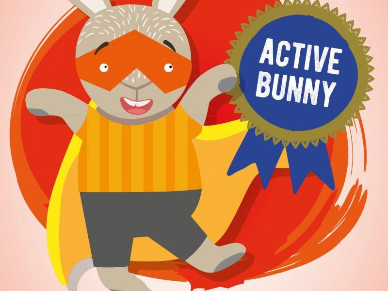 Active Bunny