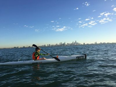 Kayaking On Port Phillip Bay   Peak Adventure Photo 2