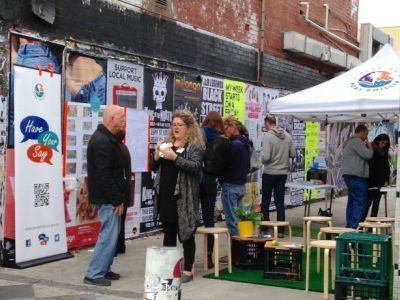 Acland St Consultation session Sat 28 Mar