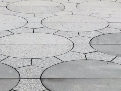Detail Of The Pavers