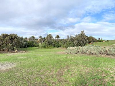 Point Ormond Reserve panoramic view