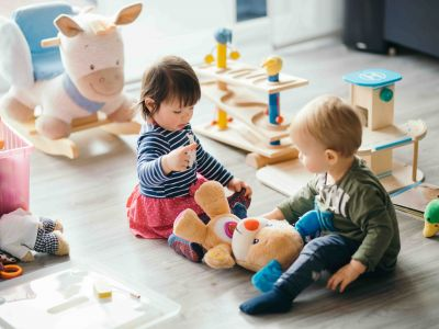Ensuring an adequate supply of childcare for children under 3