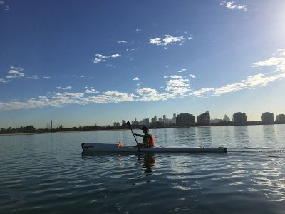 Kayaking On Port Phillip Bay   Peak Adventure Photo