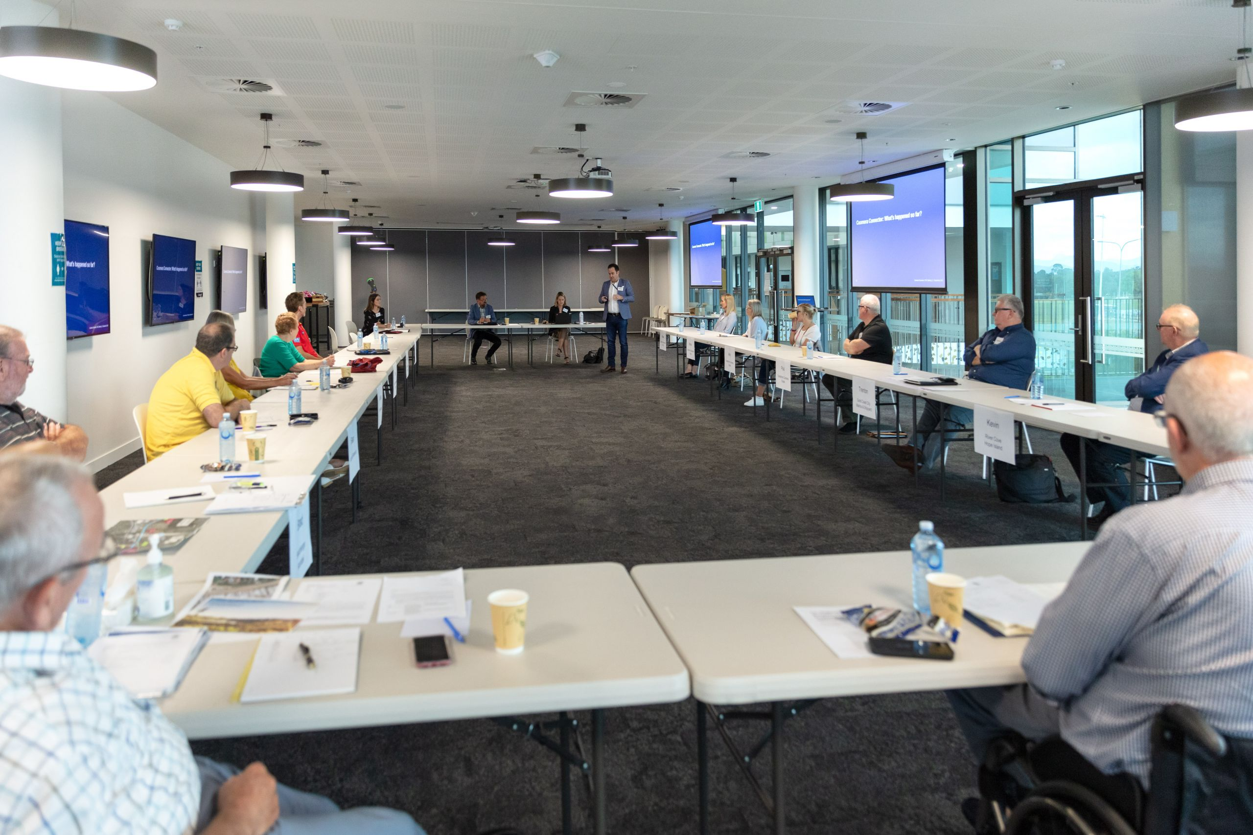 Coomera Connector Stage 1 Community Reference Group