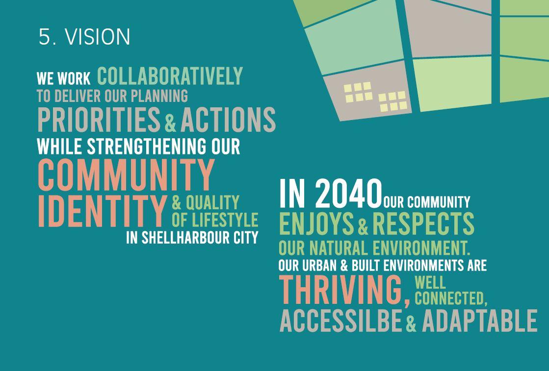 Local Strategic Planning Statement - Vision