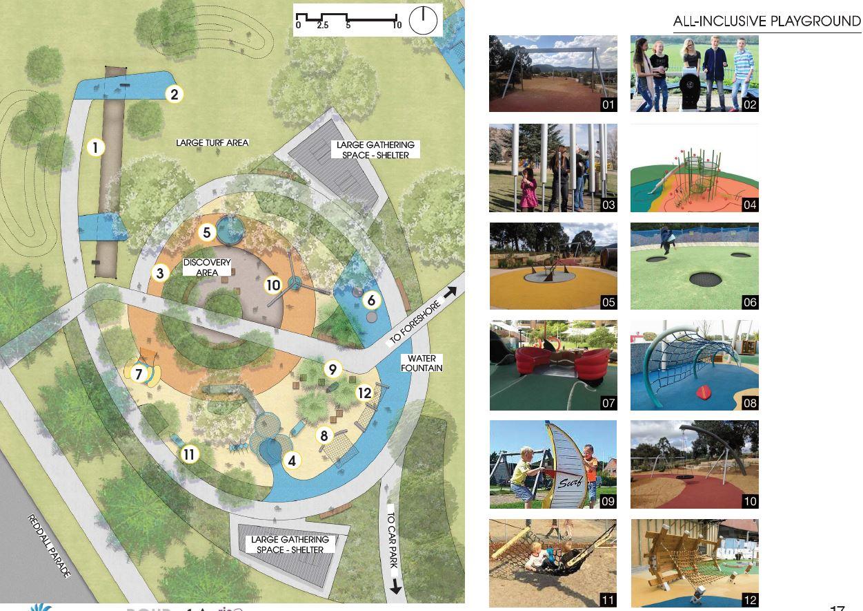 Reddall Reserve Master Plan