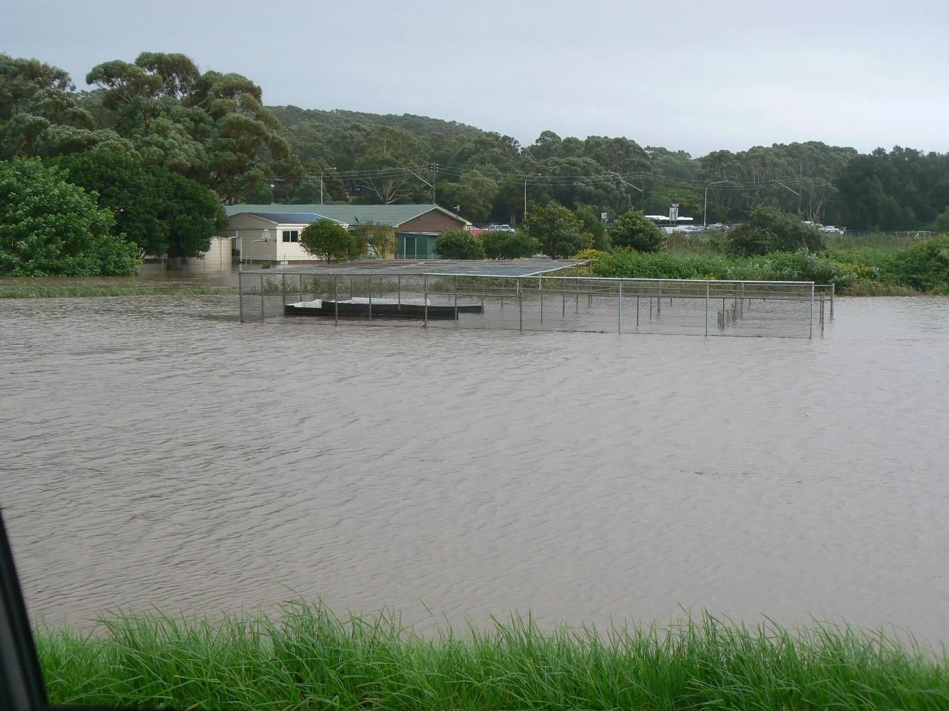 After: 2011 Floods