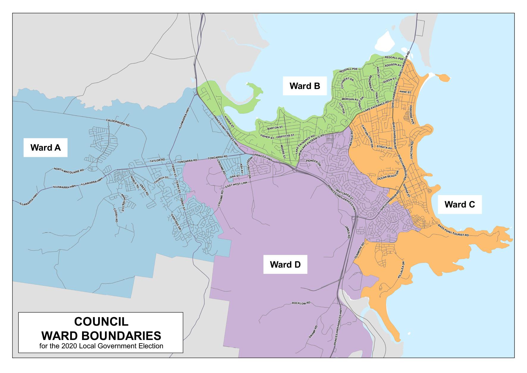 2021 Ward