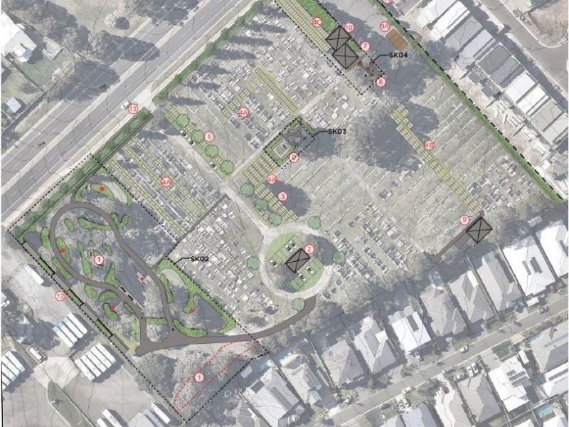 Shellharbour Cemetery Masterplan
