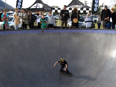 Shellharbour Skate Park Community Open Day