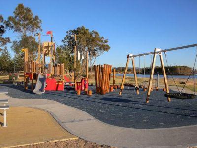 Reddall Reserve, Lake Illawarra