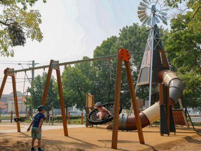 Mood Park, Albion Park