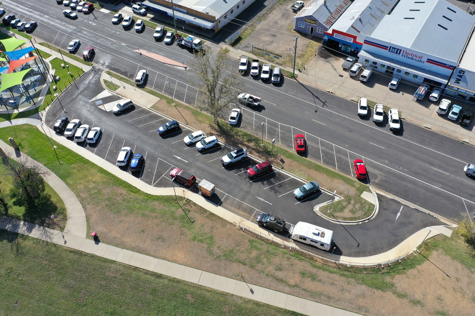 Regional Playground Car Park