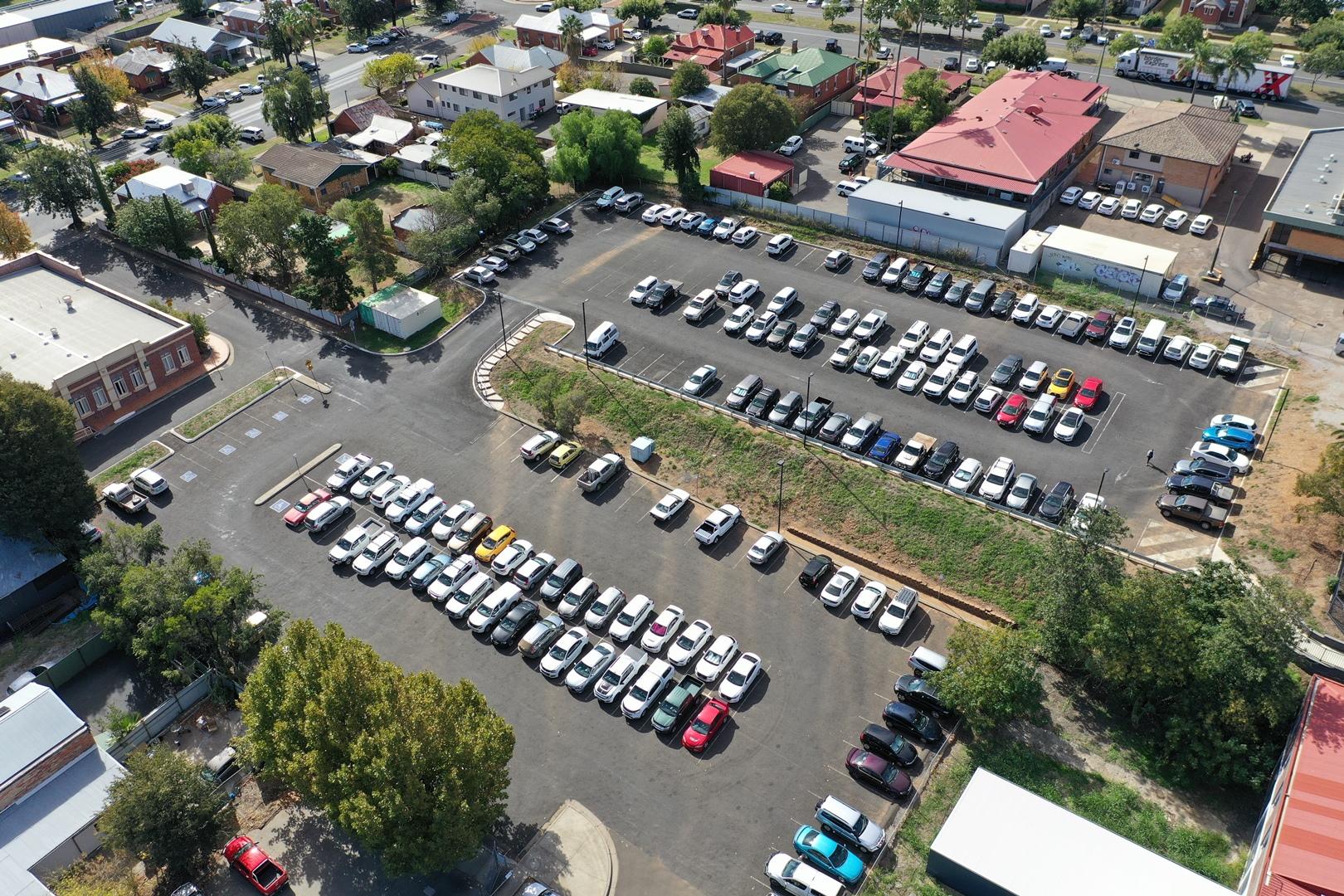 Community Centre Car Park