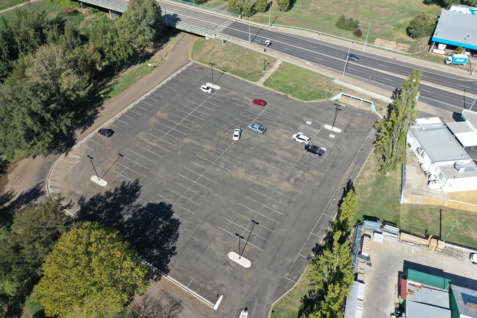 Solander Drive Car Park