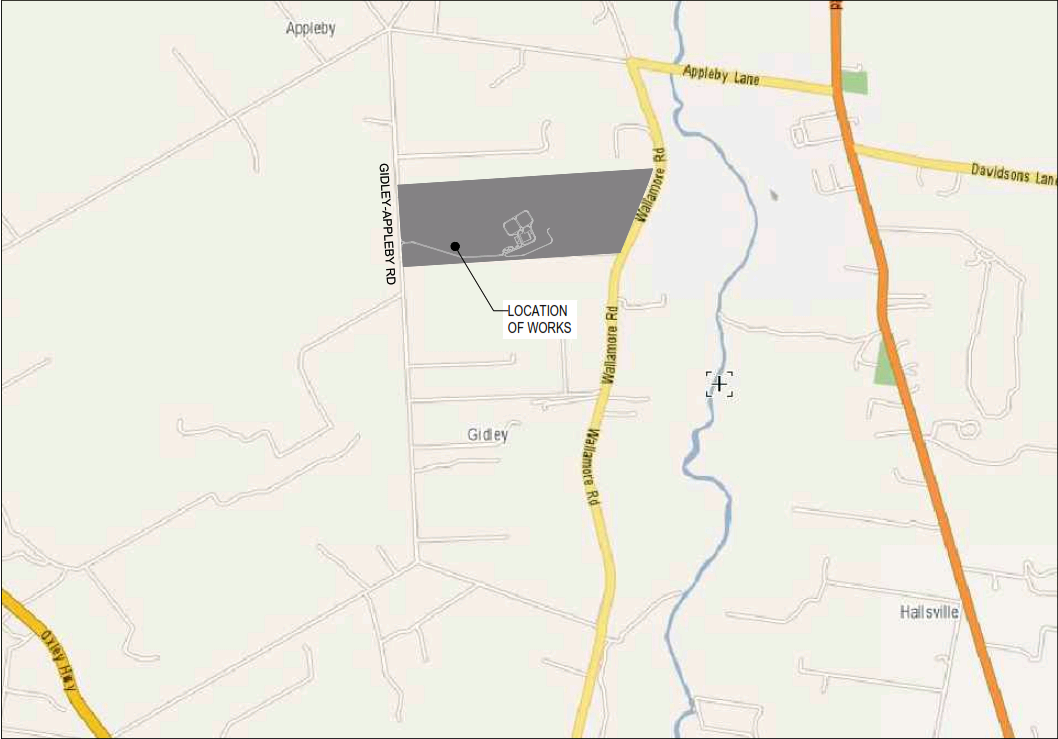 Proposed Location