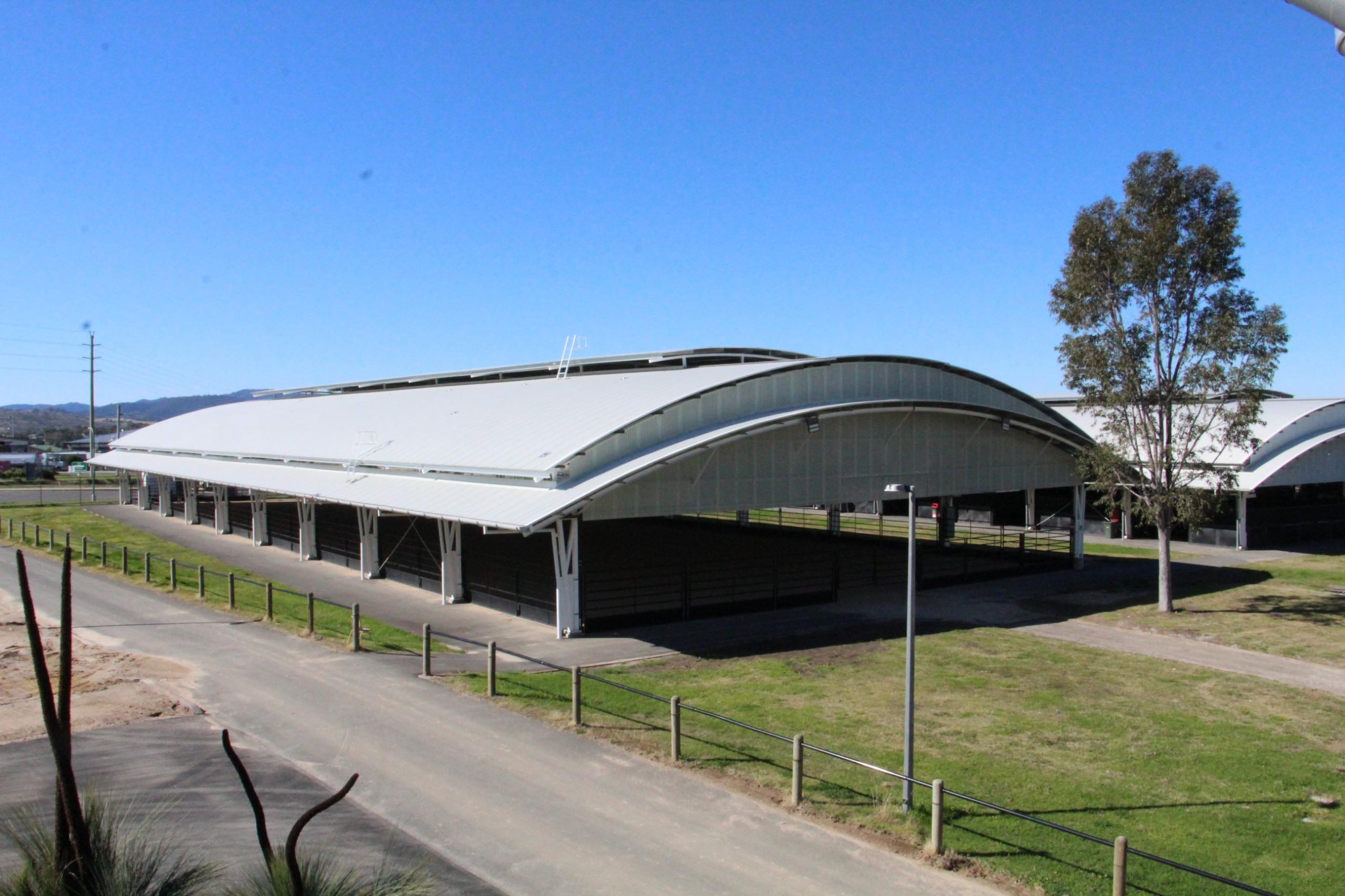 Warmup arena 1
