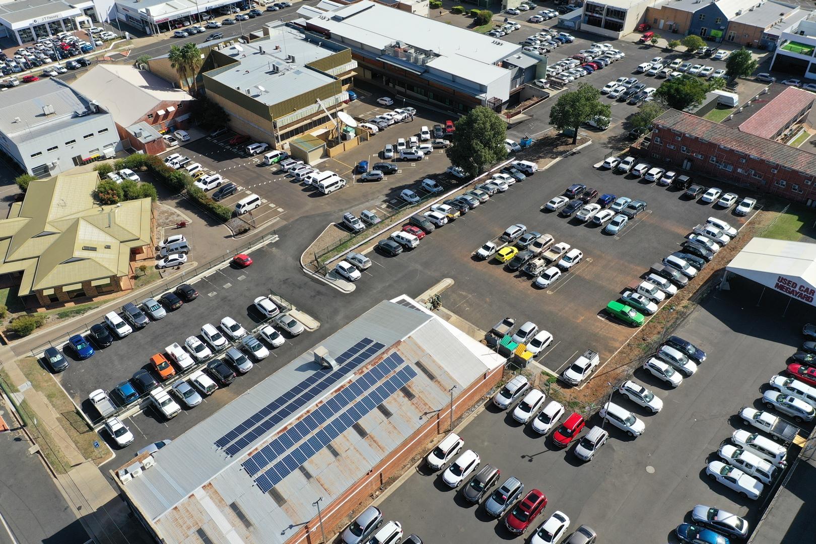 NRMA Car Park