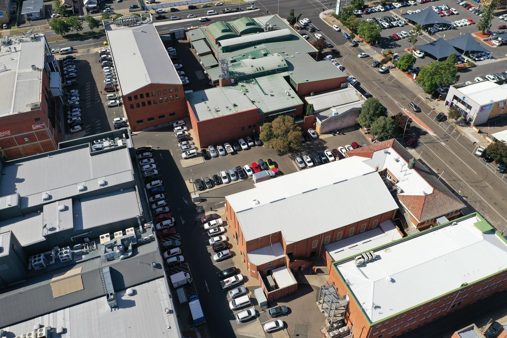 Town Hall Car Park
