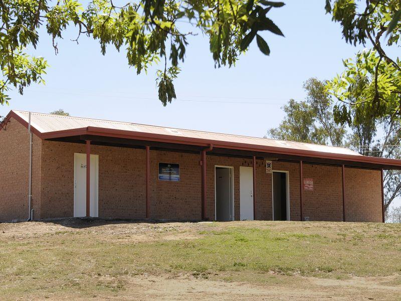 Current amenities block