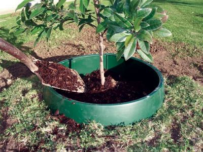 Tree Well Water Saver