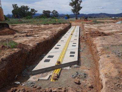 new winton road gas protection slabs