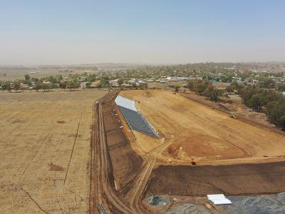 Calala Raw Water Storage Dam - Update 5 (b)