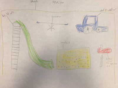 Maiya - Woolomin School student drawing