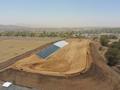 Calala Raw Water Storage Dam - Update 5