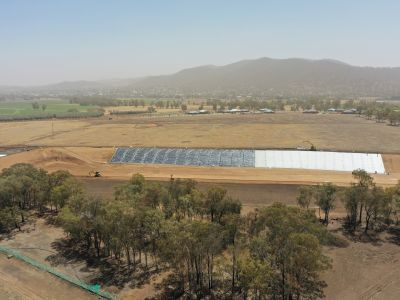 Calala Raw Water Storage Dam - Update 5 (a)