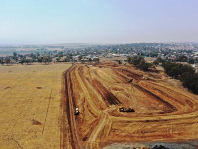 Calala Raw Water Storage Dam Update 3