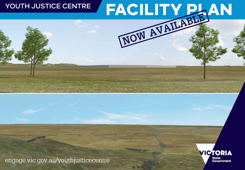 Youth Justice Facility Plan now available