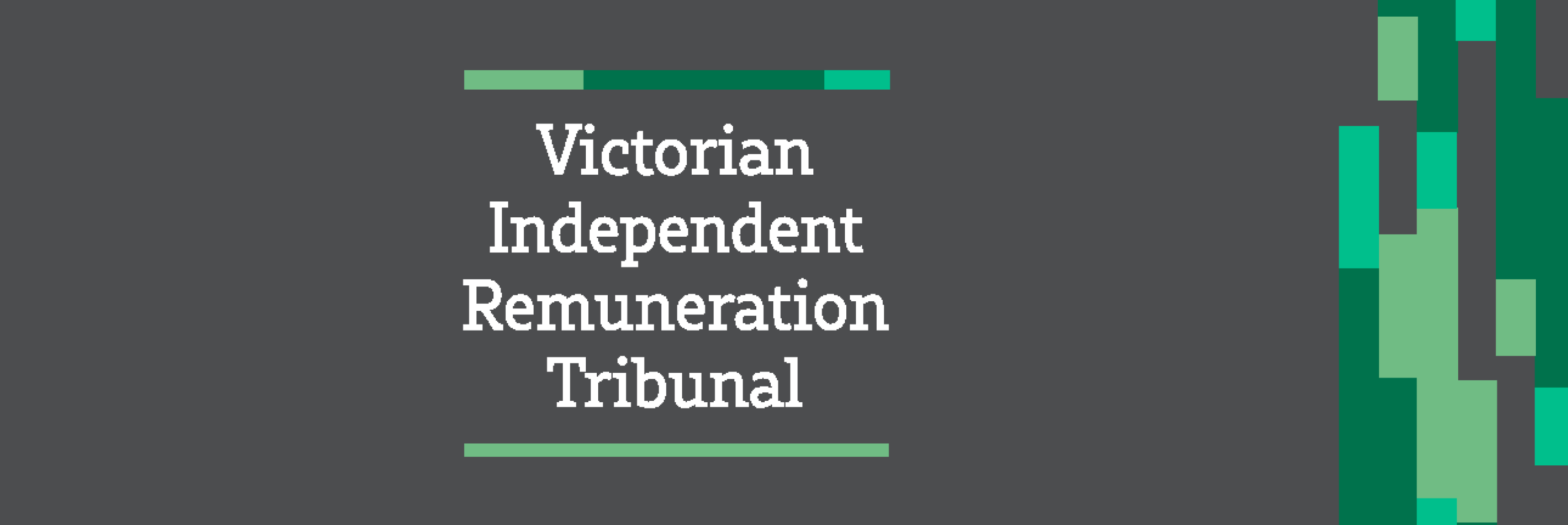 Victorian Independent Remuneration Tribunal logo