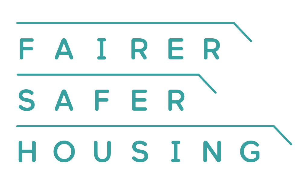 Fairer Safer Housing video transcript