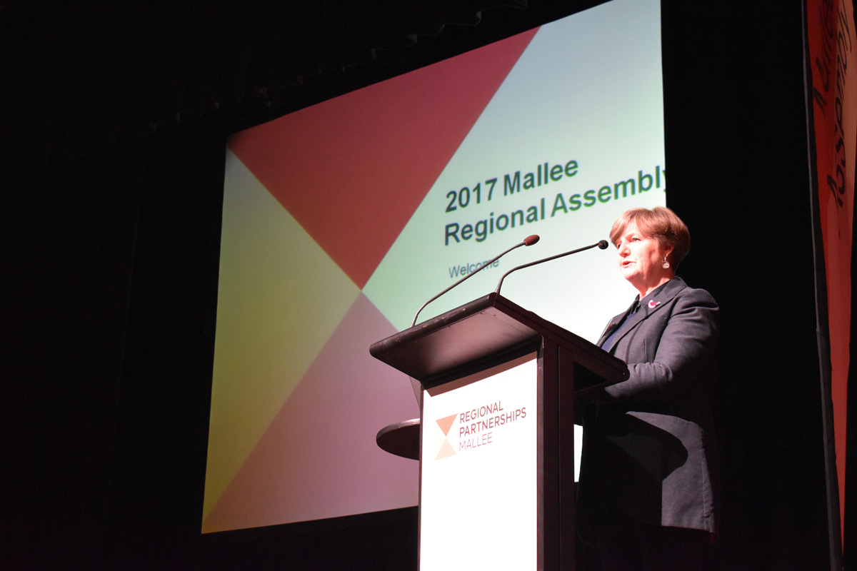 2017 Mallee Regional Assembly