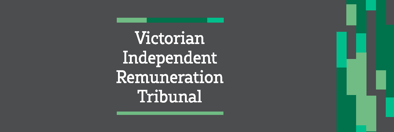 Logo of the Victorian Independent Remuneration Tribunal
