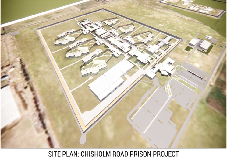 Chisholm Road Prison Project Engage Victoria