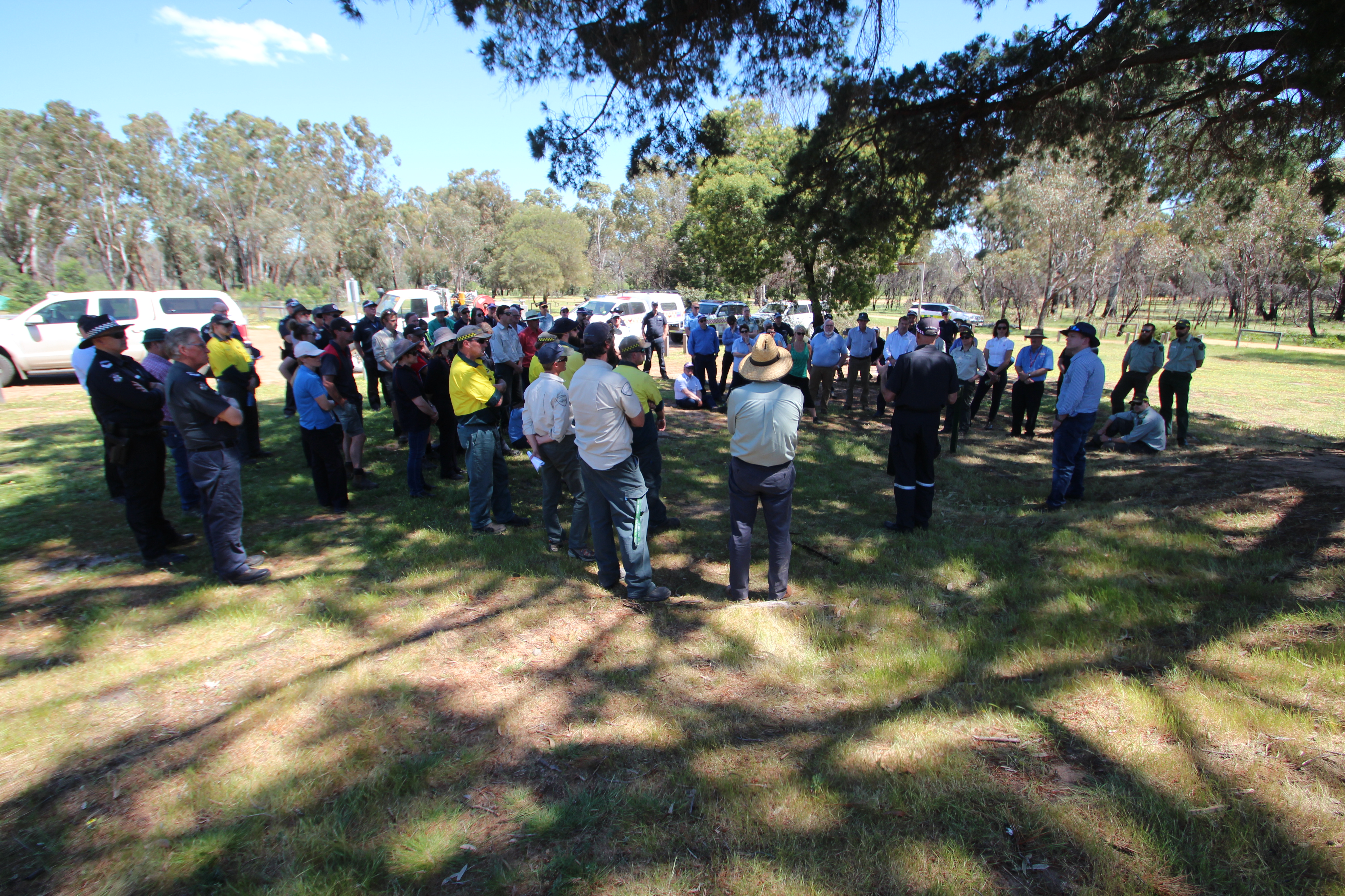 Grampians Fire Conference 2017