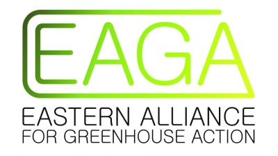 Eastern Alliance for Greenhouse Action logo