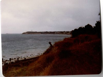 Looking towards Pt Lonsdale - 1976​