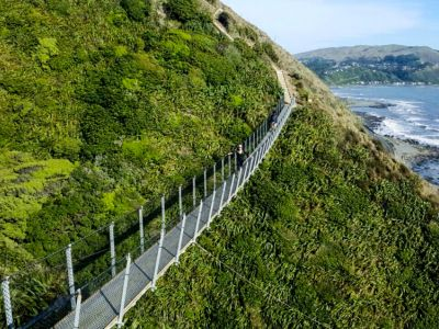 Paekakariki Trail, New Zealand