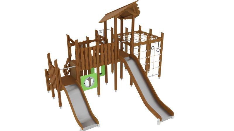 Proposed playground unit
