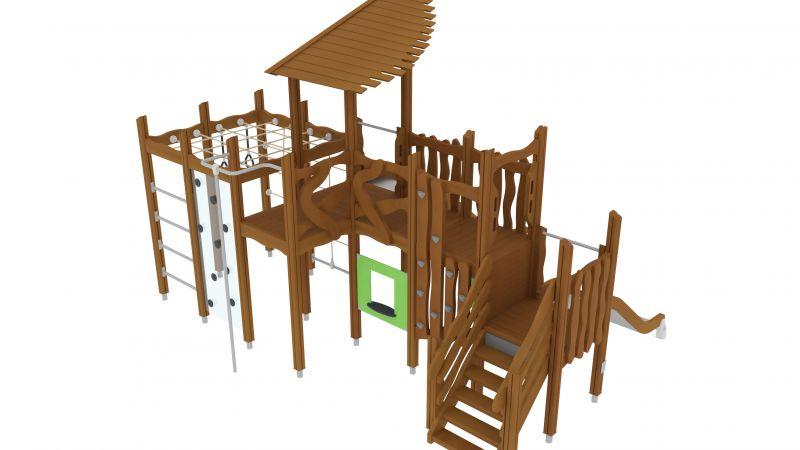 Browns Reserve playground design