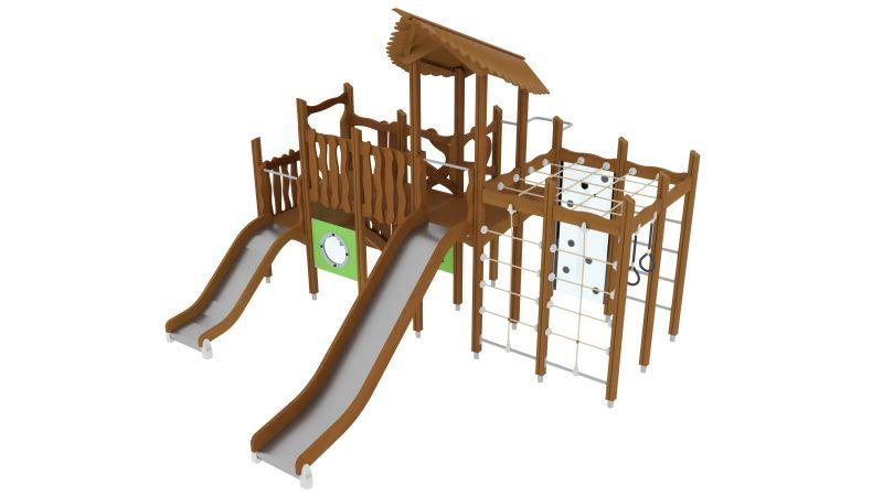 Proposed playground